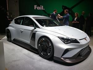 CUPRA e-Racer, nace un nuevo auto de carreras eléctrico