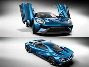 Ford apuesta por la fibra de carbono