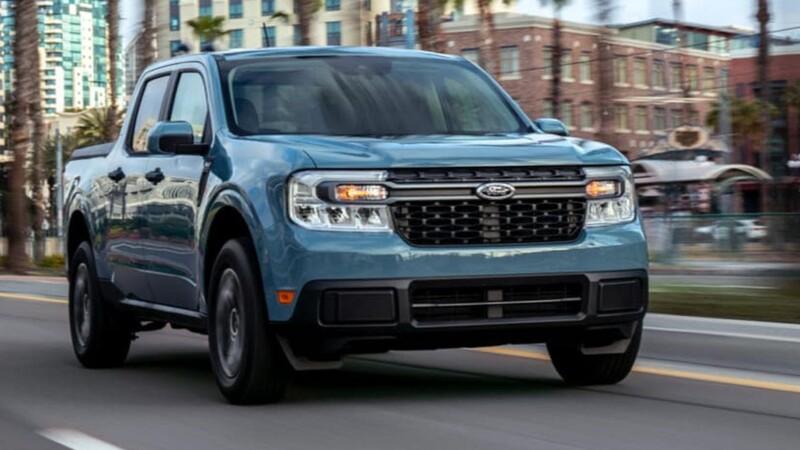 Ford Maverick 2022, conoce los precios y versiones de esta pickup hecha en México