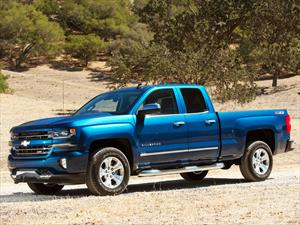 Chevrolet Silverado 2016: Inicia venta en Chile