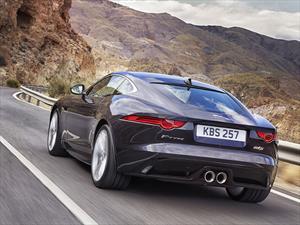 Jaguar F-Type con tracción All Wheel Drive
