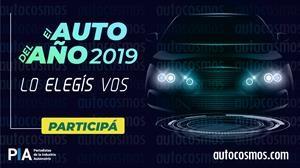 Elegí tus Autos del Año 2019