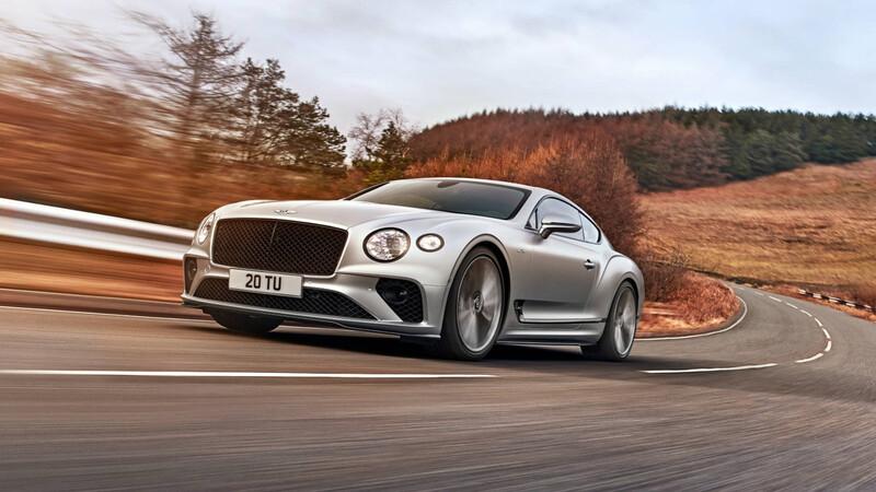 Continental GT Speed 2022: llega al mercado el súper Bentley