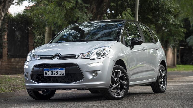 Citroën C3 2021: renovación bitono
