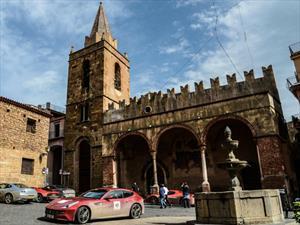 Ferrari Tribute to Targa Florio 2015, volver al pasado