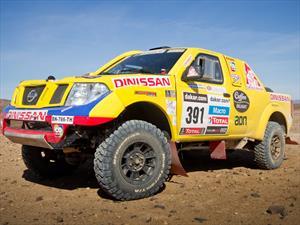 Juan Manuel Linares, preparado para la octava etapa del Rally Dakar 2014