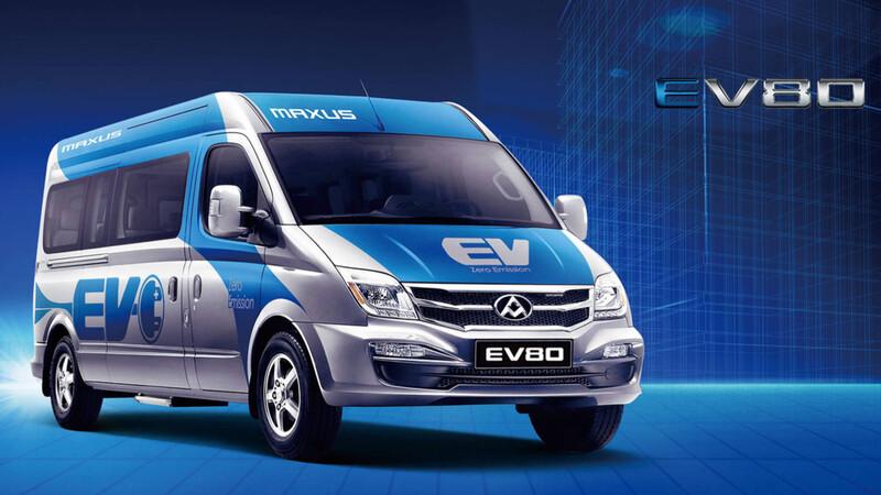 Maxus es el líder en venta de vehículos eléctricos en Chile