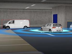 Volkswagen hace que estacionar tu carro sea cosa del pasado
