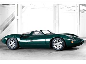Jaguar registra la denominación XJ13
