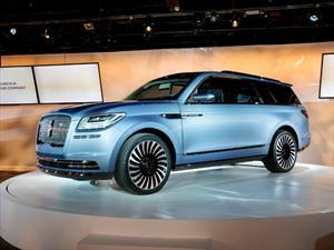 Lincoln Navigator Concept se presenta