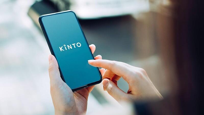 Toyota relanza su programa de servicios de movilidad bajo el nombre Kinto