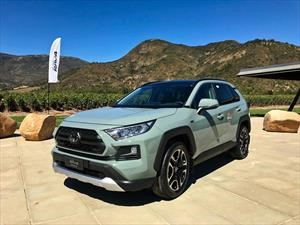 Toyota RAV4 2019 en Chile, mucho mejor en todo