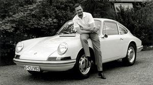 Fallece Ferdinand Alexander Porsche, creador del 911