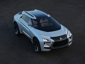 Mitsubishi transforma al Evo en un crossover eléctrico