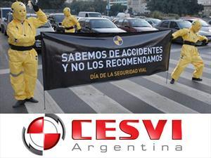 En el Día de la Seguridad Vial, CESVI comparte sus consejos