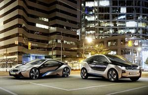 BMW y Boeing realizan alianza para producir fibra de carbono