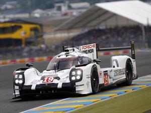 Porsche gana en las 24 Horas de Le Mans 2015