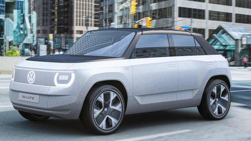 5 cosas que no sabías del Volkswagen ID. Life