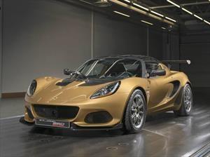 Lotus Elise Cup 260, bajo peso para mayor poder