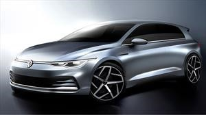 Volkswagen Golf 2020, del papel al metal