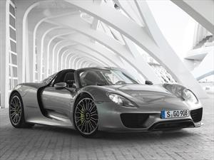 Porsche 918 Spyder llamado a revisión