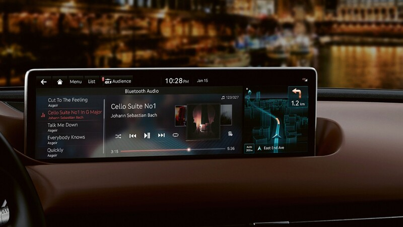 Modelos Hyundai, Kia y Genesis equiparán avanzado sistema de infoentretenimiento