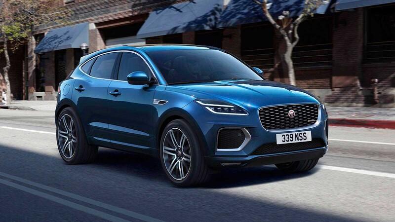 Jaguar E-Pace 2021 introduce un nuevo motor híbrido para nuestro mercado