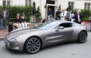 """Aston Martin: La marca más """"cool"""" del Reino Unido"""