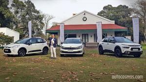 Citroën C3, C4 Cactus y C4 Lounge vuelven a los orígenes