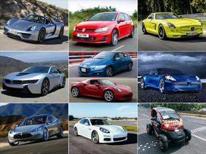 Top 10: Los autos verdes más emocionantes