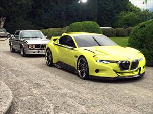 BMW 3.0 CSL Hommage Concept: Deportivo retro futurista
