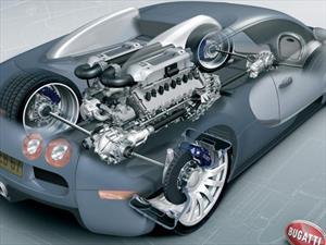 El próximo Bugatti Veyron podría ser híbrido