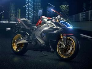 Kymco SuperNex, potente moto eléctrica