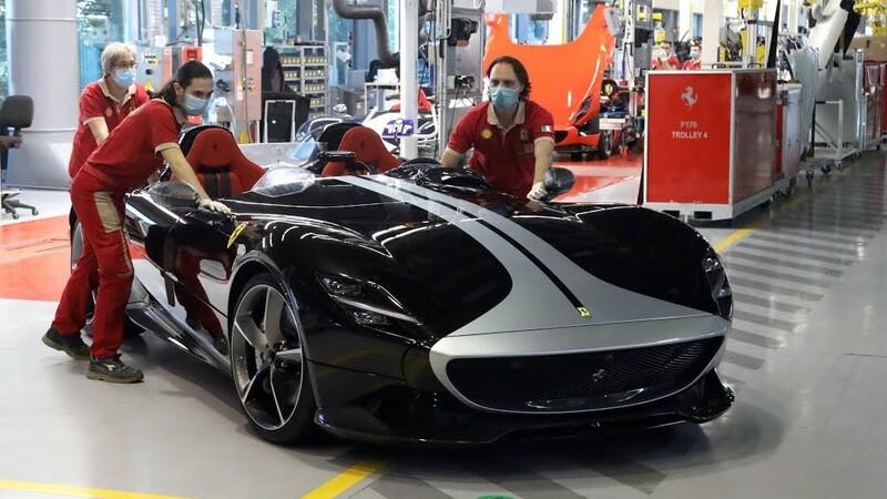 Gran bonificación les dio Ferrari a sus empleados por su desempeño en 2020