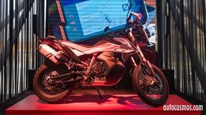 KTM 790 Adventure, una moto para que David enfrente a Goliat