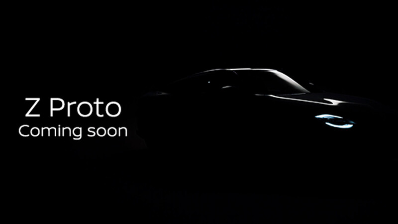 ¡Grito con toque japonés! El nuevo Nissan Z Proto se presentará el 15 de septiembre