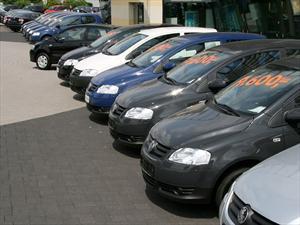 Los autos usados picaron en punta