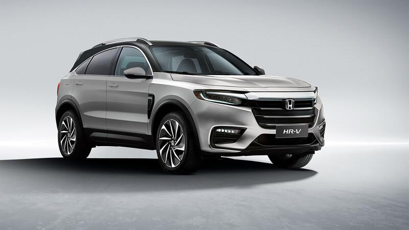 Honda HR-V: la nueva generación sería así