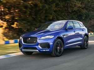 Jaguar F-Pace: Prueba de Manejo