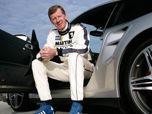 Walter Röhrl ingresa al Salón de la Fama de la FIA