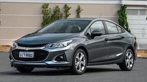 Lanzamiento Chevrolet Cruze LT 2020: ahora con Wi-Fi y 6 airbags