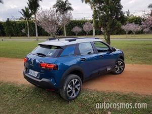 Citroën C4 Cactus ya tiene precios en Argentina