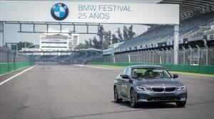 BMW celebra 25 años en México, y lo hace en grande