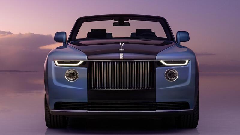 Rolls-Royce Boat Tail, el verdadero ejemplo de un auto personalizado