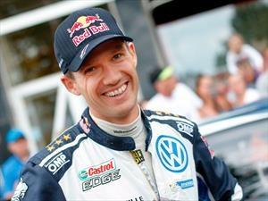 Sébastien Ogier firma con M-Sport