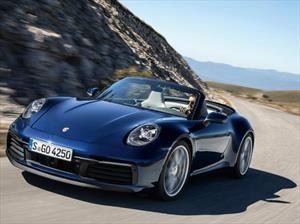 Nuevo Porsche 911 Cabriolet, amor de verano