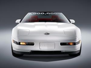 Chevrolet logra restaurar su Corvette Nº 1.000.000