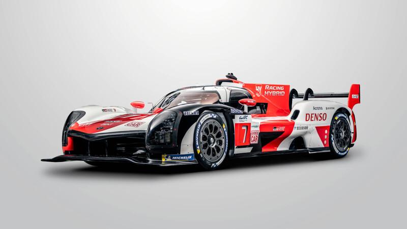 Toyota muestra sus armas para las pistas en 2021