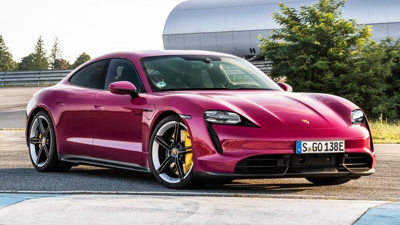 Porsche vuelve a actualizar el Taycan con más autonomía y algo más