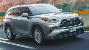 Manejamos la Toyota Highlander 2020